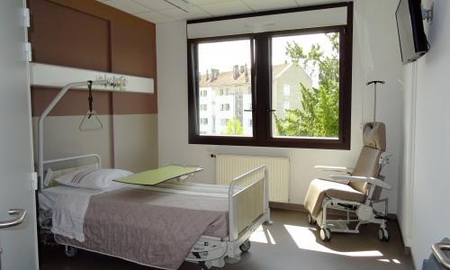 Le nouveau service de soins de suite et de réadaptation gériatrique (SSR)