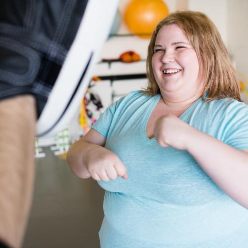 Stand d'information sur l'obésité lundi 13 mai à l'hôpital de Sézanne