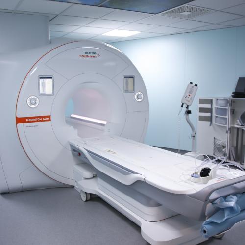 Mise en service de l'IRM à Romilly-sur-Seine